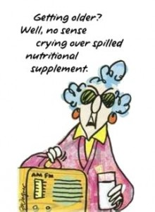 spilled nutritional