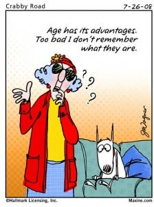 advantages of age