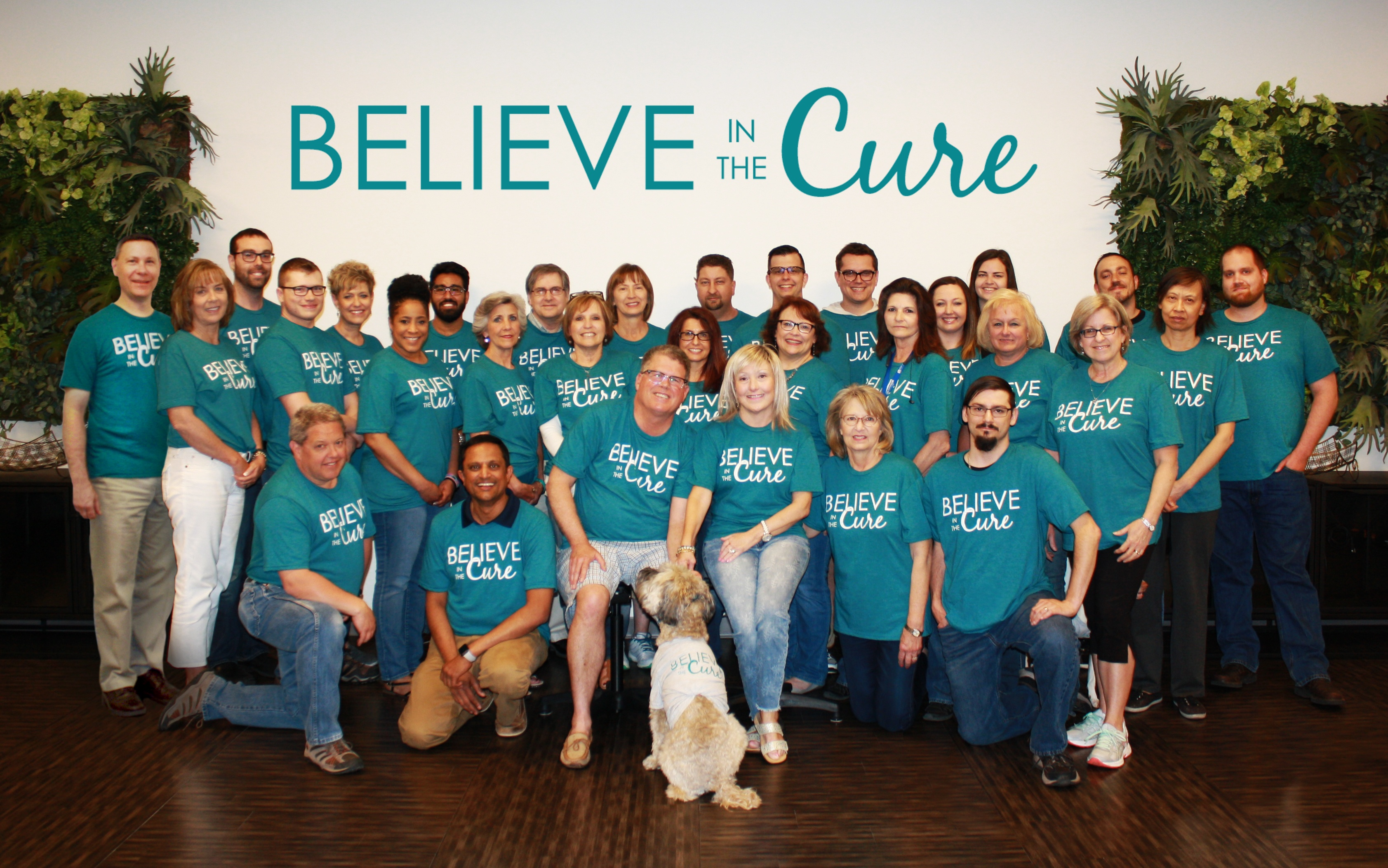 Believe in the Cure_Group
