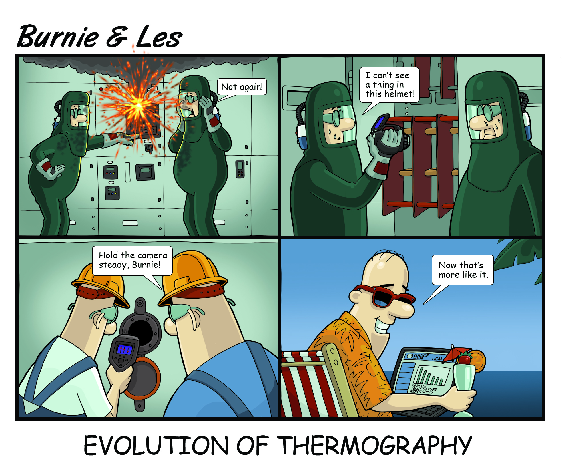 HSM- Bernie and LEs